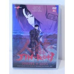 JIN-ROH UOMINI E LUPI EDIZIONE LIMITATA 2 DVD ANIME - YAMATO VIDEO OSHII OKIURA