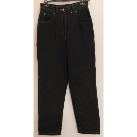 TUTA DONNA PANTALONI BMW CRUISER MAVERICK MOTO DENIM 40