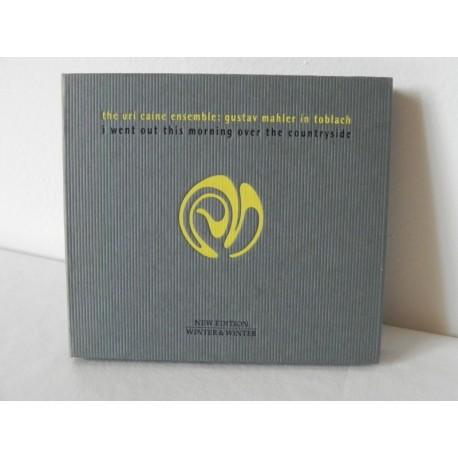 THE URI CAINE ENSAMBLE LIVE GUSTAV MAHLER IN TOBLACH DOBBIACO CD WINTER & WINTER