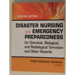 DISASTER NURSING EMERGENCY PREPAREDNESS FOR CHEMICHAL BIOLOGICAL RADIOLOGICAL