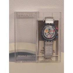 OROLOGIO SWATCH POWERSTEEL - SCN110 - 1994 - CHRONO