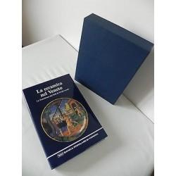 LA CERAMICA NEL VENETO LA TERRAFERMA DAL XIII AL XVIII SECOLO LIBRO 1990 BPV