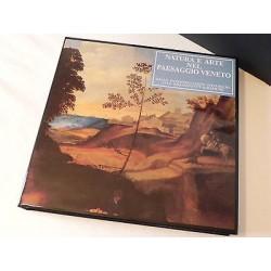 NATURA E ARTE NEL PAESAGGIO VENETO 1995 LIBRO BETTAGNO SEAT PITTURA FOTOGRAFIA