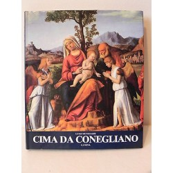 CIMA DA CONEGLIANO LIBRO 1981 MENEGAZZI PRIMA EDIZIONE CANOVA ARTE PITTURA