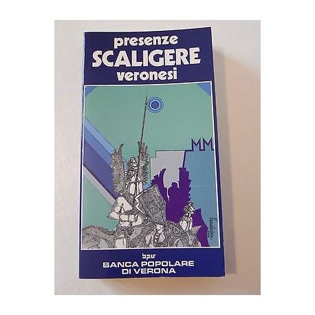 PRESENZE SCALIGERE VERONESI 1988 LIBRO STORIA ARCHITETTURA BANCA POPOLARE VERONA