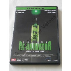 H.P. LOVECRAFT BEYOND RE-ANIMATOR DOPPIO DVD - TEDESCO & INGLESE PAL REG. 2