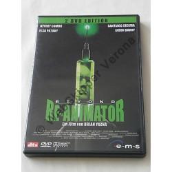 H.P. LOVECRAFT BEYOND RE-ANIMATOR DOPPIO DVD - TEDESCO & INGLESE PAL REG. 2