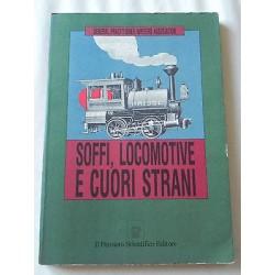 SOFFI, LOCOMOTIVE E CUORI STRANI LIBRO GREY - IL PENSIERO SCIENTIFICO EDITORE