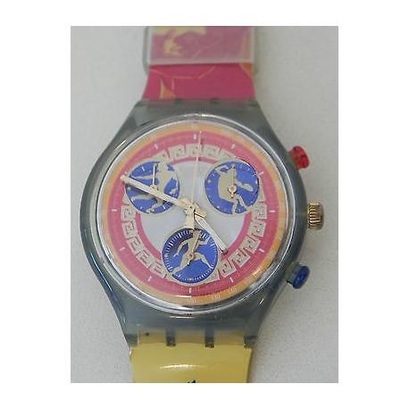OROLOGIO SWATCH KALOS - SCZ104 - 1995 CHRONO OLYMPIC OLIMPICO ATLANTA 1996