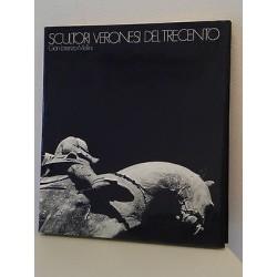 LIBRO SCULTORI VERONESI DEL TRECENTO - MELLINI 1971 - RIGINO DI ENRICO GIOVANNI