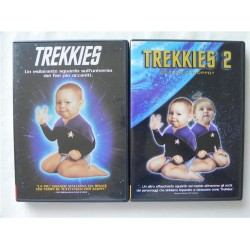 TREKKIES (2 DVD) DOCUMENTARIO FAN ACCANITI STAR TREK - 2003 2005 PARI AL NUOVO