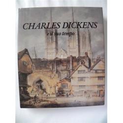 CHARLES DICKENS E IL SUO TEMPO 1988 LIBRO ALBERTO FUMAGALLI EDIZIONI BOLIS (BG)