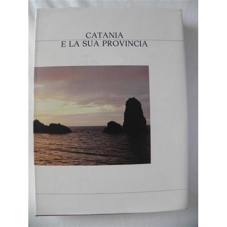 CATANIA E LA SUA PROVINCIA 1983 LIBRO AMMINISTRAZIONE PROVINCIALE DI CATANIA