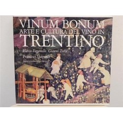 LIBRO VINUM BONUM ARTE E CULTURA DEL VINO IN TRENTINO FAGANELLO ZOTTA SPAGNOLLI
