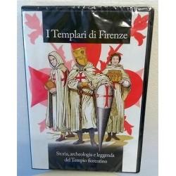 I TEMPLARI DI FIRENZE - DVD STORIA, ARCHEOLOGIA E LEGGENDA DEL TEMPIO FIORENTINO