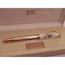 MONTBLANC MARQUISE DE POMPADOUR 4810 STILOGRAFICA LIMITED EDITION FOUNTAIN PEN