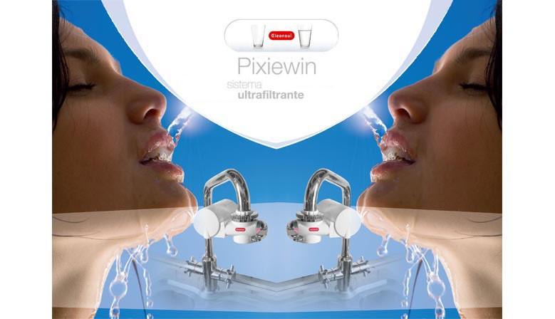 Ultrafiltrazione Acqua Cleansui Pixiewin